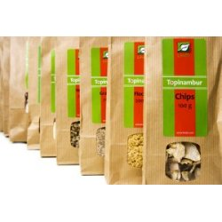 Jerusalem artichokes products
