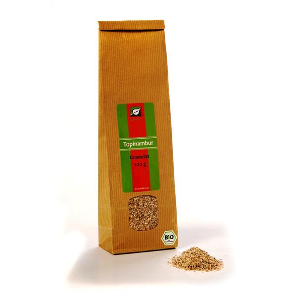 Jerusalem artichokes granules organic