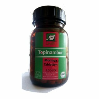 Topinambur  Moringa Tabletten bio