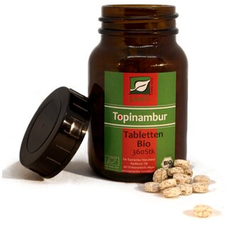Topinambur Tabletten bio