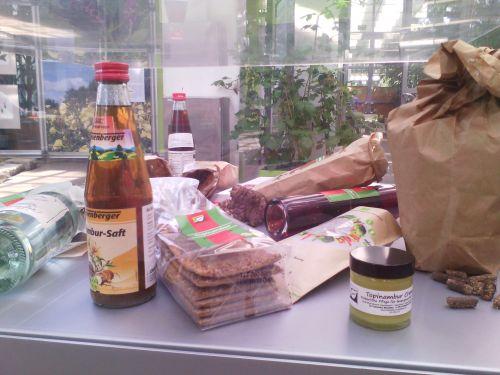 Unsere Produkte im Palmengarten Frankfurt