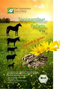 Topinambur Pferdepellets