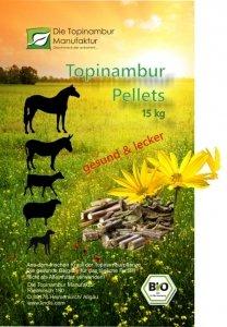 Topinambur Pferdepellets